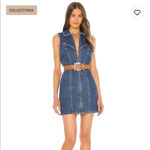 GRLFRND collette dress